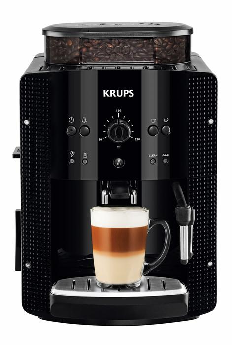 Krups Espresseria Automatic EA 8108, data, comparison